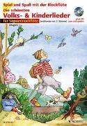 Cover-Bild zu Magolt, Marianne (Instr.): Die schönsten Volks- und Kinderlieder