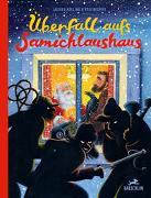 Cover-Bild zu Überfall aufs Samichlaushaus von Külling, Andrea