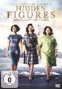 Cover-Bild zu Hidden Figures - Unerkannte Heldinnen von Ted Melfi (Reg.)