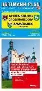 Cover-Bild zu HARTMANN-PLAN Ahrensburg, Großhansdorf & Ammersbek, 1:19.000, Stadtplan