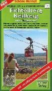 Cover-Bild zu Fichtelberg, Keilberg und Umgebung 1 : 35 000