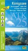 Cover-Bild zu Königssee 1 : 25 000