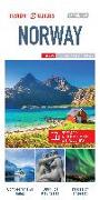 Cover-Bild zu Insight Guides Travel Map Norway