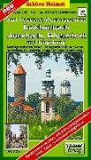 Cover-Bild zu Östliches Vogtland, Westerzgebirge 1 : 35 000. Wander-, Ski- und Radwanderkarte