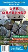 Cover-Bild zu Der Oberharz Wander- und Fahrradkarte 1 : 30 000