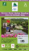 Cover-Bild zu Barvaux - Bomal - Durbuy - Grandhan - Villers-Ste-Gertrude - Wéris 1 : 25 000