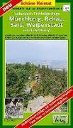 Cover-Bild zu Wander- und Radwanderkarte Naturpark Fichtelgebirge, Münchberg, Selb, Weißenstadt und Umgebung 1 : 35 000. 1:35'000