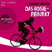 Cover-Bild zu Simsion, Graeme: Das Rosie-Projekt - Das Rosie-Projekt, (Gekürzte Fassung) (Audio Download)
