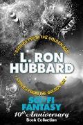Cover-Bild zu Hubbard, L. Ron: Sci-Fi Fantasy 10th Anniversary Book Collection (eBook)