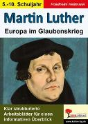 Cover-Bild zu Martin Luther (eBook) von Heitmann, Friedhelm
