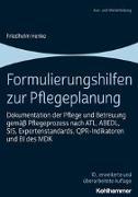 Cover-Bild zu Formulierungshilfen zur Pflegeplanung von Henke, Friedhelm