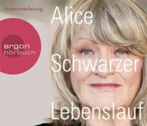 Cover-Bild zu Lebenslauf von Schwarzer, Alice