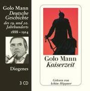 Cover-Bild zu Kaiserzeit von Mann, Golo