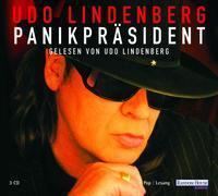 Cover-Bild zu Panikpräsident von Lindenberg, Udo