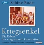 Cover-Bild zu Kriegsenkel von Bode, Sabine