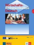 Cover-Bild zu Wirtschaftskommunikation Deutsch - Lehrbuch von Eismann, Volker