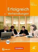 Cover-Bild zu Erfolgreich in Verhandlungen von Eismann, Volker