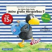 Cover-Bild zu Der kleine Rabe Socke - Meine große Hörspielbox 2 von Moost , Nele
