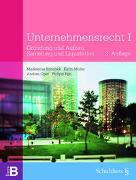 Cover-Bild zu Simonek, Madeleine: Unternehmensrecht I (PrintPlu§)