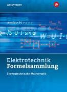 Cover-Bild zu Lankes, Volker: Formelsammlung Elektrotechnik / Mathematik / Elektrotechnik Formelsammlung Elektrotechnische Mathematik 2020