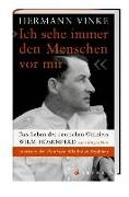 """Cover-Bild zu Vinke, Hermann: """"Ich sehe immer den Menschen vor mir"""""""