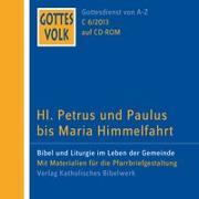 Cover-Bild zu Krautter, Bernhard (Hrsg.): Gottes Volk LJ C6/2013 CD-ROM
