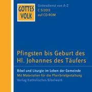 Cover-Bild zu Krautter, Bernhard (Hrsg.): Gottes Volk LJ C5/2013 CD-ROM