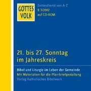 Cover-Bild zu Krautter, Bernhard (Hrsg.): Gottes Volk LJ B7/2012 CD-ROM