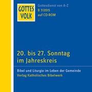 Cover-Bild zu Ortkemper, Franz-Josef (Hrsg.): Gottes Volk LJ B7/2015 CD-ROM