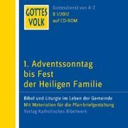 Cover-Bild zu Ortkemper, Franz-Josef (Hrsg.): Gottes Volk LJ B1/2012 CD-ROM