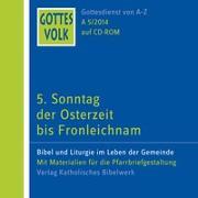 Cover-Bild zu Ortkemper, Franz-Josef (Hrsg.): Gottes Volk LJ A5/2014 CD-ROM
