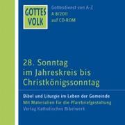 Cover-Bild zu Krautter, Bernhard (Hrsg.): Gottes Volk LJ A8/2011 CD-ROM
