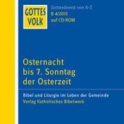 Cover-Bild zu Ortkemper, Franz-Josef (Hrsg.): Gottes Volk LJ B4/2015 CD-ROM
