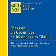 Cover-Bild zu Ortkemper, Franz-Josef (Hrsg.): Gottes Volk LJ B5/2015 CD-ROM
