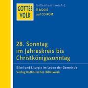 Cover-Bild zu Ortkemper, Franz-Josef (Hrsg.): Gottes Volk LJ B8/2015 CD-ROM