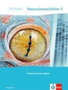 Cover-Bild zu PRISMA Naturwissenschaften 3. Schülerbuch Klasse 9/10. Differenzierende Ausgabe A