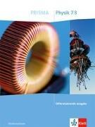 Cover-Bild zu PRISMA Physik 7/8. Schülerbuch Klasse 7/8. Differenzierende Ausgabe Niedersachsen ab 2020