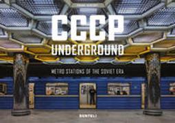 Cover-Bild zu CCCP Underground von Herfort, Frank