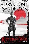 Cover-Bild zu Rhythm of War Part Two von Sanderson, Brandon