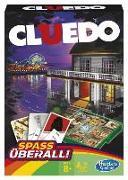 Cover-Bild zu Cluedo Kompakt