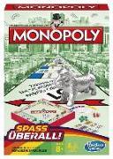 Cover-Bild zu Monopoly Kompakt