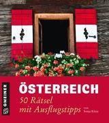 Cover-Bild zu Klein, Sonja: Österreich - 50 Rätsel mit Ausflugstipps