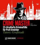 Cover-Bild zu Klein, Sonja: Crime Master