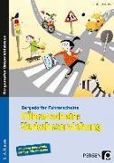 Cover-Bild zu Führerschein: Verkehrserziehung von Jebautzke, Kirstin