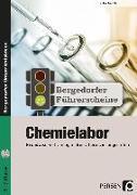 Cover-Bild zu Führerschein: Chemielabor - Sekundarstufe von Frerichs, Heike