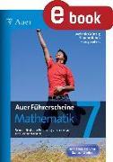 Cover-Bild zu Auer Führerscheine Mathematik Klasse 7 (eBook) von Seifert, H.