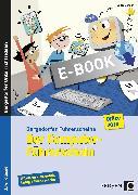 Cover-Bild zu Der Computer-Führerschein - Office 2010 (eBook) von Jansen, Lukas