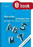 Cover-Bild zu Mein erstes Buchstaben-Entdecker-Heft (eBook) von Wehren, Bernd