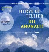 Cover-Bild zu Die Anomalie von Le Tellier, Hervé