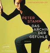 Cover-Bild zu Das Archiv der Gefühle von Stamm, Peter
